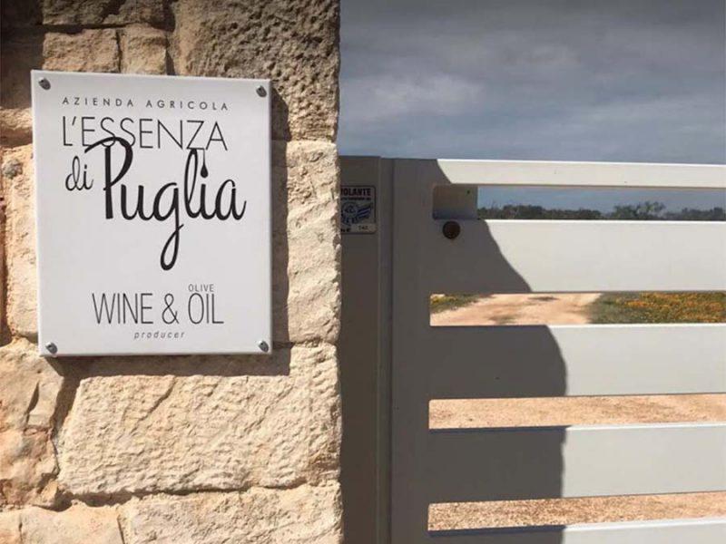 Wijnhuis L'Essenza di Puglia